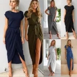 Dresses & Skirts - Casual Cozy Maxi DRC121